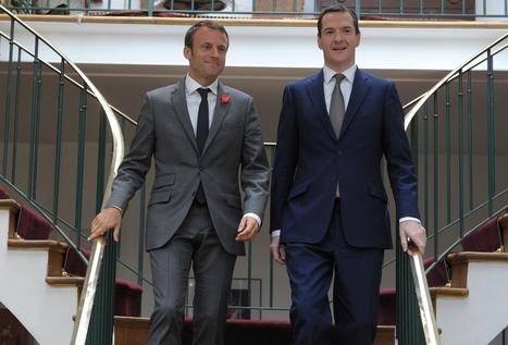 Paris et Londres main dans la main pour aider les start up | Les entrepreneurs français à Londres | Scoop.it