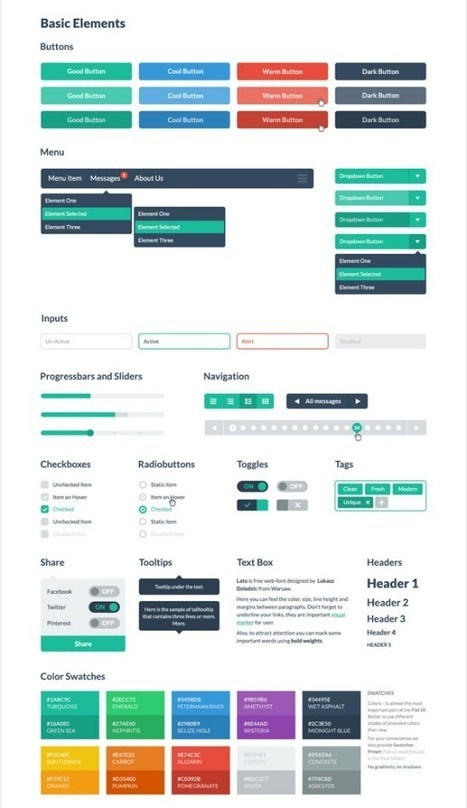 13 Resources to Design for Bootstrap | Vandelay Design Blog | adamarifin | Scoop.it