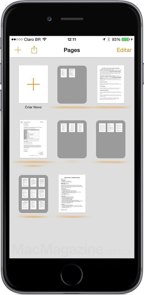 Saiba como funciona o gerenciamento de arquivos e pastas do iCloud Drive no OS X e no iOS | Apple Mac OS News | Scoop.it