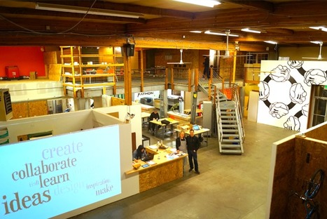 Creative Gym Service Supports Next-Gen Startups   Innovating Growth   Scoop.it