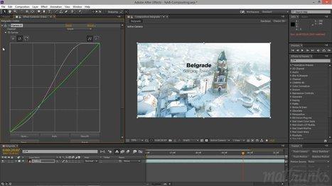 Les nouveautés de la prochaine version d'After Effects - NAB 2014   Univers du web   Scoop.it