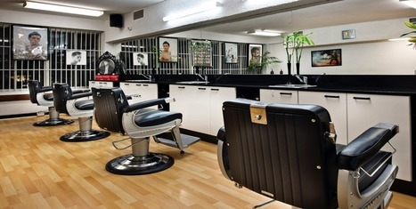 The Difference Between A Barber And Hairstylist | leonatson - Links | Scoop.it
