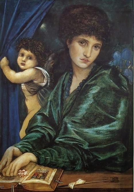 Arte XIX: Maria Zambaco   El Arte del siglo XIX   Scoop.it