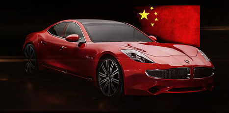 Riparte da Revero e dalla Cina il sogno elettrico di Karma Automotive - GreenStart | green car | Scoop.it