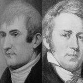 Meriwether Lewis & William Clark - Meet Amazing Americans | America's Library - Library of Congress | WestWard Expansion | Scoop.it