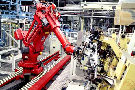 L'art s'empare des robots industriels   Réinventer les musées   Scoop.it
