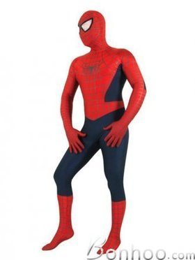 Cool Spandex Lycra Spiderman Zentai Costume [7012314] - $49.00 : Shopping Cheap Dresses,Costumes,Quality products from China Best Online Wholesale Store | Cool Spiderman Costumes | Scoop.it