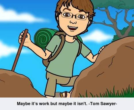 The Adventures of Tom Sawyer - Oxford Junior | Education | Scoop.it