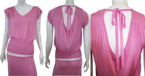 T-shirt by Vivia Ferragamo - Abbigliamento Donna on Sale. | International Desighner's Women Clothing | Scoop.it