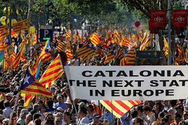 Catalonia plea for bailout likely to fuel independence drive #freecatalonia #ue #news #politics | Infoindepe | Scottish Independence and a better future! | Scoop.it