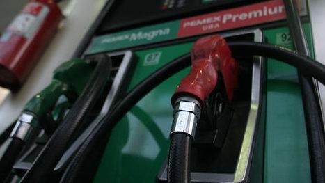 Aumentos a la gasolina terminarán en 2015, dice el secretario de Hacienda - Nacional -  CNNMexico.com | Reforma Energetica | Scoop.it