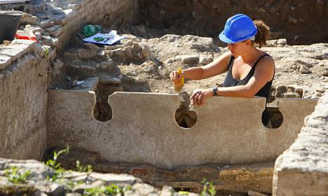 Ancient Rome's tap water heavily contaminated with lead, researchers say - The Guardian | Archaeology News | Scoop.it
