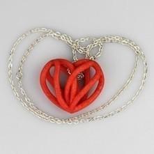 Top 5 des modèles à imprimer en 3D pour la Saint Valentin | FabLab - DIY - 3D printing- Maker | Scoop.it