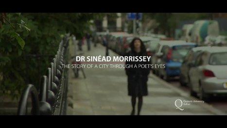 Dr Sinead Morrissey | The Irish Literary Times | Scoop.it