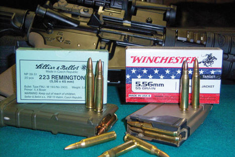 Shooting the Bull: The 5.56mm NATO vs. the .223 Remington - Twin Falls Times-News | The gun safe company | Scoop.it