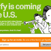 Spotify Officially Coming to the US; Sign Up for an Invite Now | Tools You Can Use | Scoop.it
