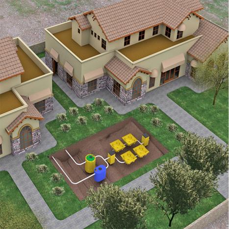 Depurare gli scarichi civili con la Fitodepurazione ISEA Redi | Sustainable Buildings, Made in Italy. Rinascimento Bene Comune by IWTT | Scoop.it