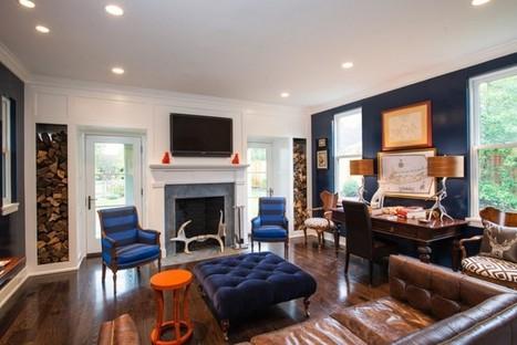 Blue Family Room Paint Colors | News Info | Scoop.it