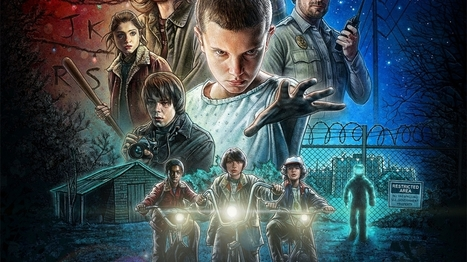 Stranger Things does for the 80s what Mad Men did for the 60s | A2 Media Studies | Scoop.it