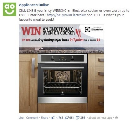 Advertising Case Study - Facebook Marketing: Ecommere | Fundraising technology | Scoop.it