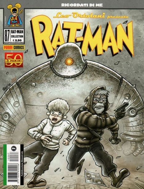Rat-Man Collection 87 | DailyComics | Scoop.it