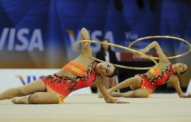 Carolina Rodríguez y el equipo de gimnasia rítmica, irán a los JJ.OO. | Heraldo.es | Europeo de Viena, Mersin, Cali y Kiev | Scoop.it