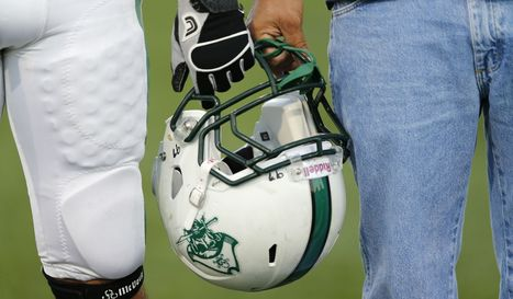 Football helmets do little to prevent concussions, study finds - Fox News | Aspect 1 Football Head Injuries | Scoop.it
