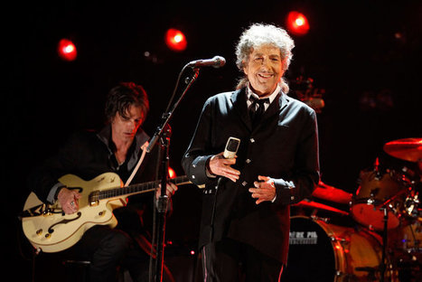 Bob Dylan Awarded Nobel Prize in Literature - New York Times | Bruce Springsteen | Scoop.it
