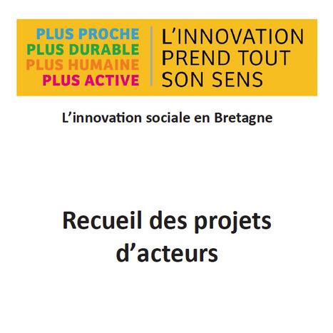 Innovation Sociale en Bretagne : Recueil des projets d'acteurs (Octobre 2013) [PDF]   La Plateforme   Scoop.it