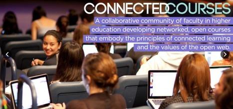 Vuelta al no-cole con Connected Courses - TISCAR - Comunicación y Educación Digital | APRENDIZAJE | Scoop.it