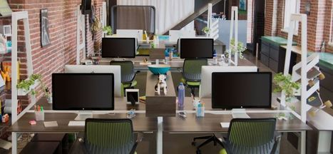 10 Office Design Tips to Foster Creativity | Collaborative Workspaces | Scoop.it