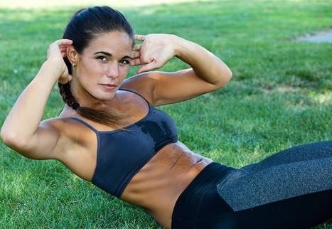 Rutina para tonificar cada centímetro | Fitnessclub Mujer | Scoop.it