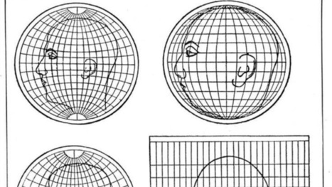 This is how map projections warp your understanding of geography | GHS  Nature of Geography & Population Geography | Scoop.it