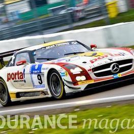 Mercedes remporte les 24 heures du Nurburgring 2013 | allemagne automobile | Scoop.it
