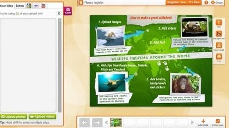 biteslide – Presentando trabajos académicos de forma original y atractiva.- | COMPETENCIA DIGITAL | Scoop.it
