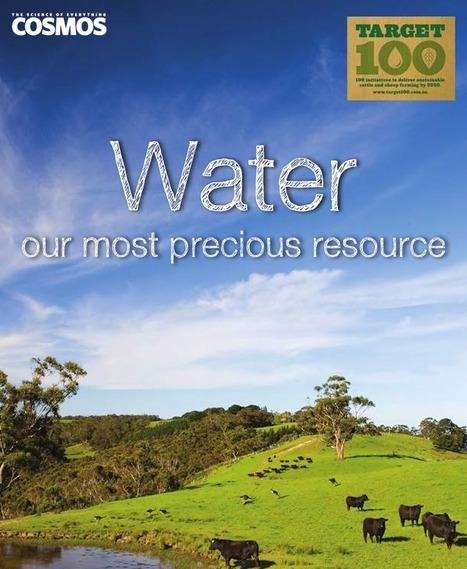 Target 100 : Water | GTAV AC:G Y9 - Biomes and food security | Scoop.it