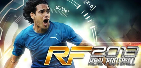 Real Football 2013 v1.0.7 APK Free Download | 123 | Scoop.it