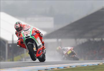 Hayden: There must have been something on the track | Crash.Net | Ductalk Ducati News | Scoop.it