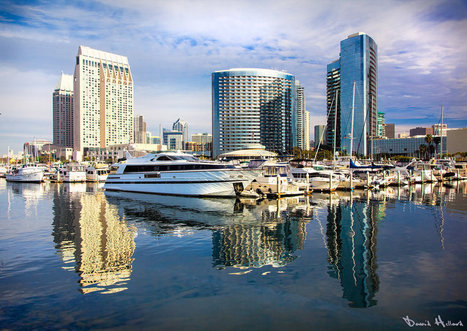 San Diego Skyline | Recalibration Photography | Scoop.it