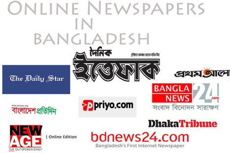 Online Newspapers in Bangladesh | Business Directory Bangladesh | Scoop.it