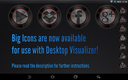 Icon Pack Dark Metal Red v1.0 (paid) apk download | ApkCruze-Free Android Apps,Games Download From Android Market | apkmania.co | Scoop.it