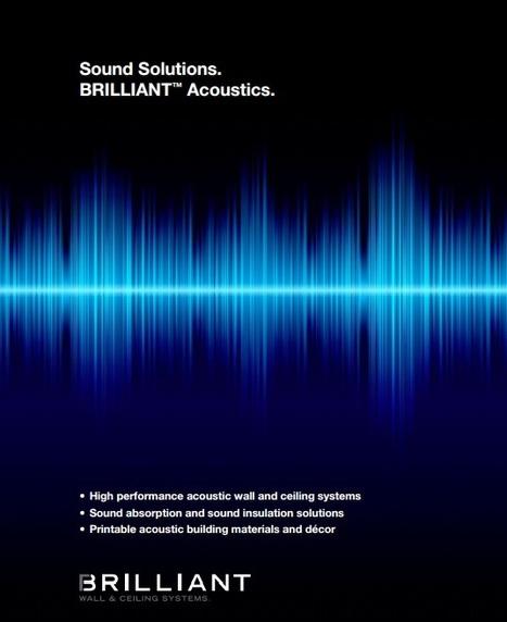 Seamless. Stunning. Superior Sound Insulation | Brilliant Wall & Ceiling System | Brilliant Wall & Ceiling Systems | Scoop.it
