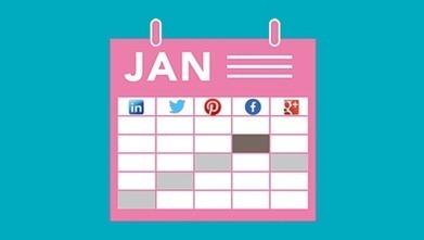 Cómo crear un calendario de contenidos para redes sociales – Plantilla   MediosSociales   Scoop.it