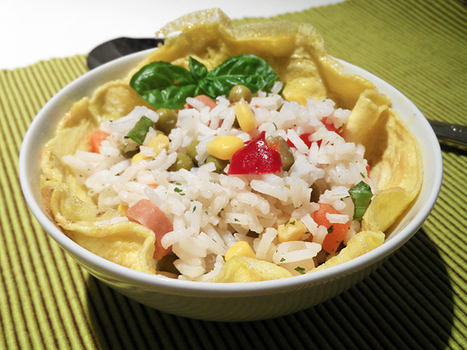 Rice Salad - Your Body Weight | Health and Fitness | Scoop.it