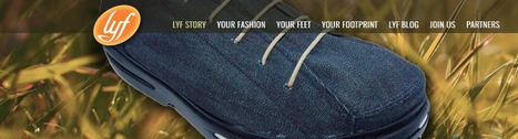 LYF Story « LYF Shoes Love Your Footprint | Values Led Business | Scoop.it