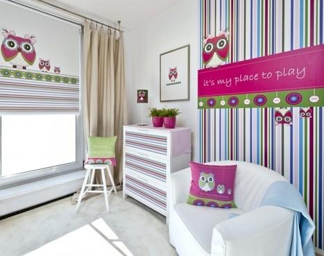Pokój malucha pełen radości | FD | Home Design | Scoop.it