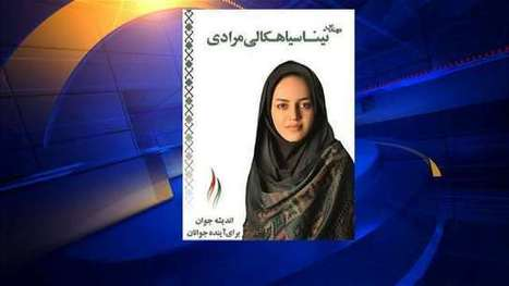 Iranian Woman Told She Is Too Pretty To Hold Office   Gender, Religion, & Politics   Scoop.it