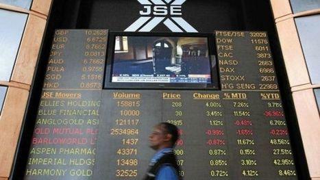 L'or continue de perdre de la valeur sur les marchés, et entraine avec lui, le Johannesburg Stock Exchange | Performances Veille Mines | Scoop.it