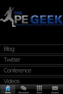thepegeek - home | Health & PE Resources | Scoop.it