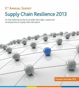 Annual Survey Highlights the Cost of Supply Chain Disruptions | Global Logistics Trends and News | Scoop.it